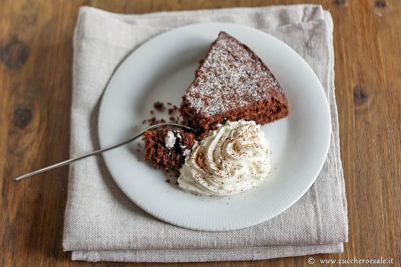 torta al cocco e cacao1 Torta al cocco e cacao