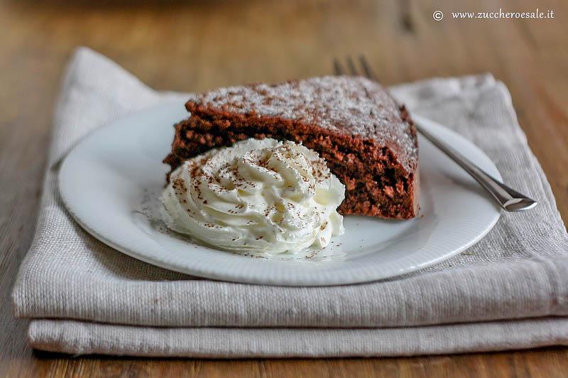 torta cocco e cacao Torta al cocco e cacao