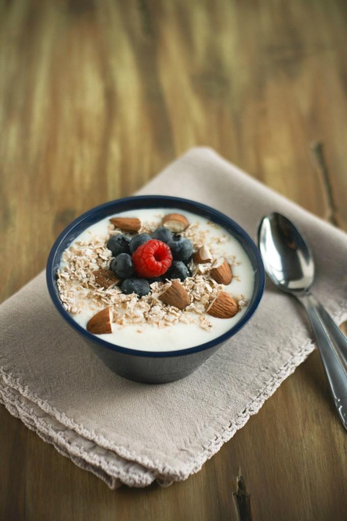 yogurt dolce fatto in casa