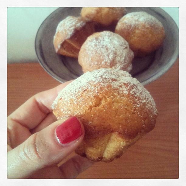 muffins yogurt e limone