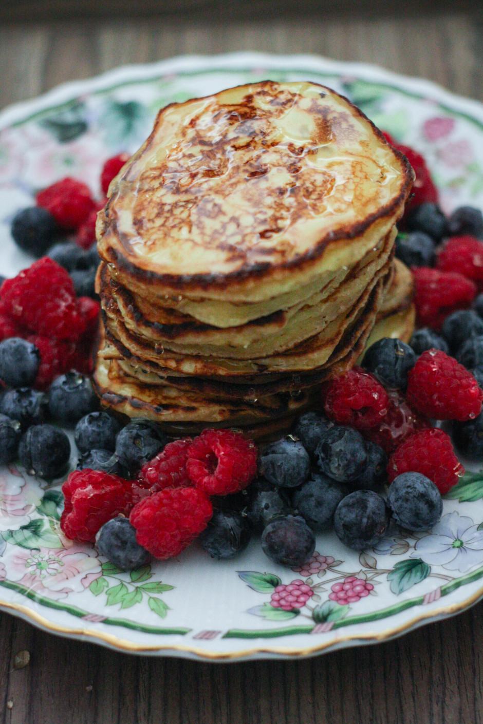 pancake 940x1410 Pancakes al latticello
