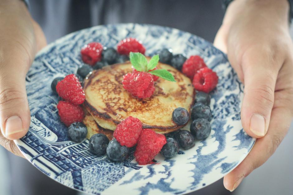 pancake al latticello