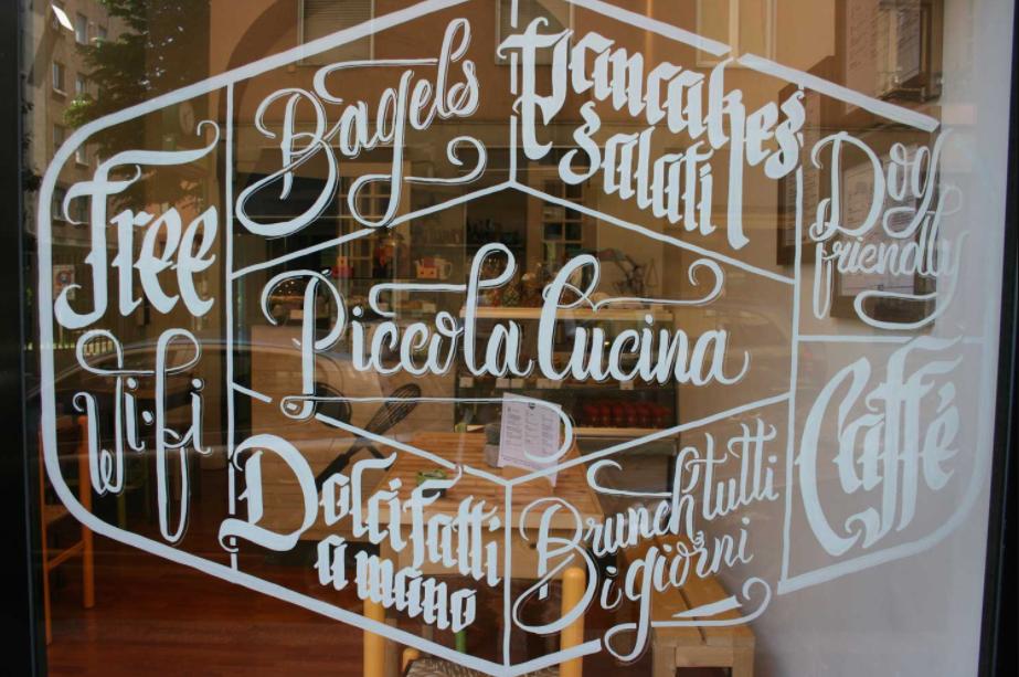 Colazione a Milano da Ofelè