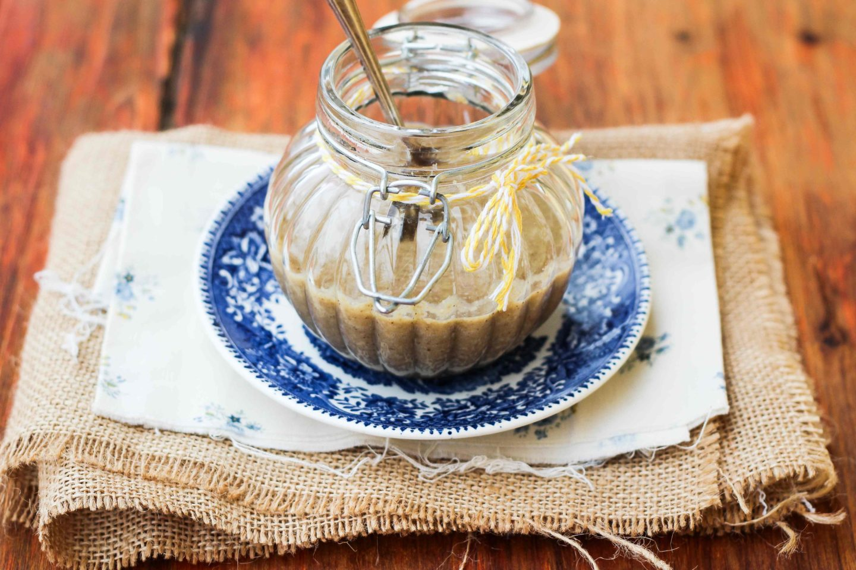 tahina:salsa di sesamo fatta in casa
