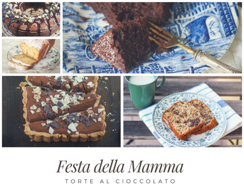festa della mamma: speciale torte al cioccolato