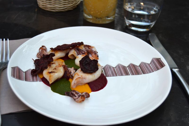 mangiare bene da Al Cortile a Milano