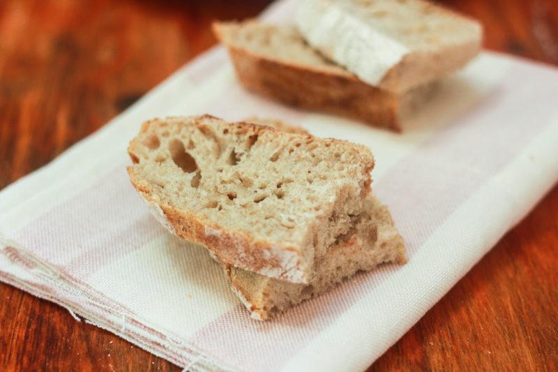 come fare il pane senza impasto