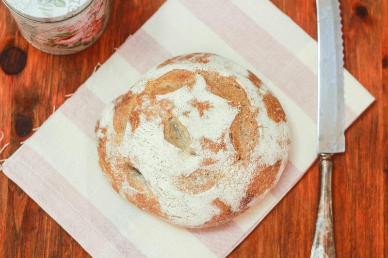 pane senza impasto fatto in casa