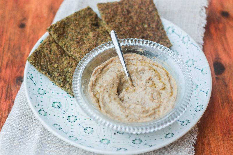 hummus di lenticchie facilissimo