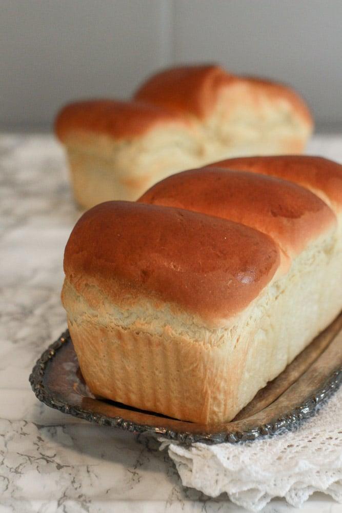 pane al latte morbidissimo fatto in casa