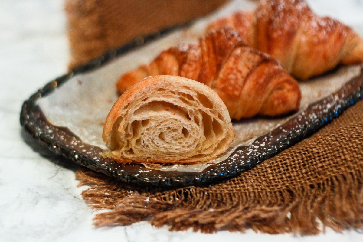 croissant francesi fatti in casa